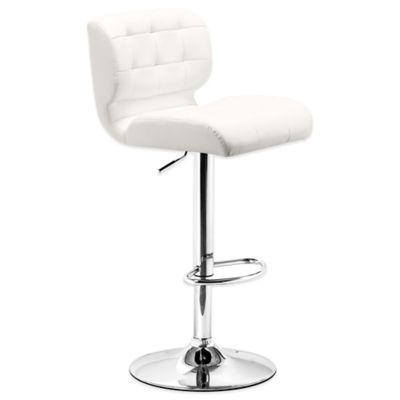 Zuo® Equation Bar Chair in White