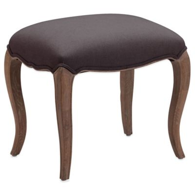 Zuo® Madrona Stool in Beige