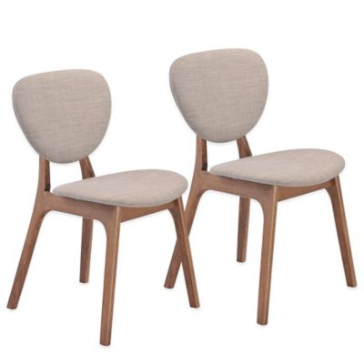 Zuo® Omni Dining Chairs (Set of 2)