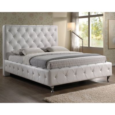 Furniture Tufted Bed
