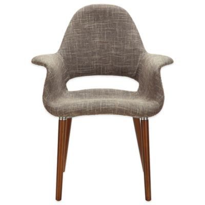 Modway Aegis Dining Armchair in Taupe