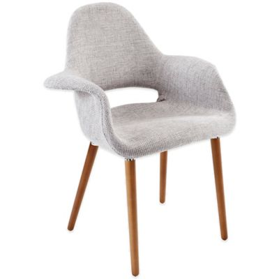 Modway Aegis Dining Armchair in Light Grey