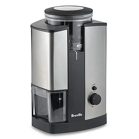 Breville coffee grinder review:BCG800XL Smart Grinder