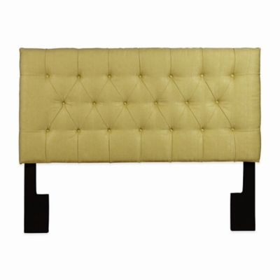 Pulaski Wayland Upholstered Queen Headboard in Lime