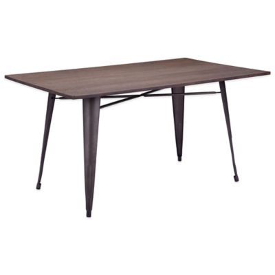 Zuo® Titus Rectangular Dining Table