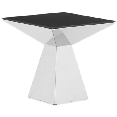 Zuo® Tyrell Side Table in Black