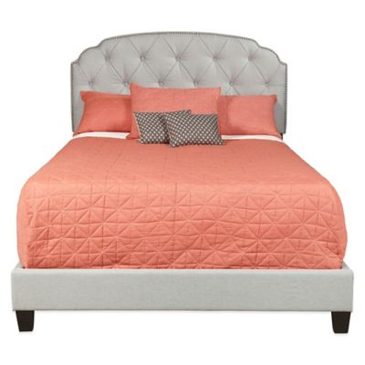 Pulaski Devin Milari Upholstered Queen All-in-One Bed