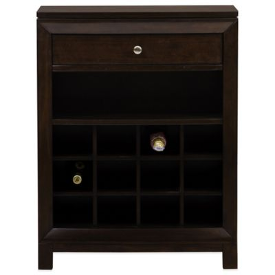 Wine Cabinet with Opening Top