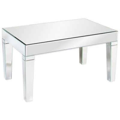 Mirrored Coffee Table Furniture
