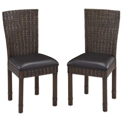 Ives Dining Chairs Pair