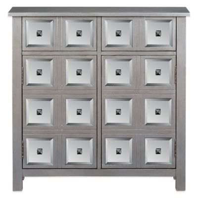 Pulaski Baxton 2-Door Cabinet in Brown