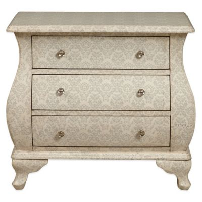 Pulaski Bombay 3-Drawer Accent Chest