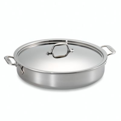 All-Clad 6-Quart Stainless Steel Buffet Casserole