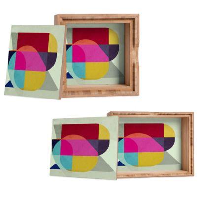 DENY Designs Small Three of the Possessed Miro Miro Jewelry Box