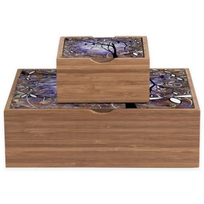 DENY Designs Small Madart Inc. Royalty Jewelry Box