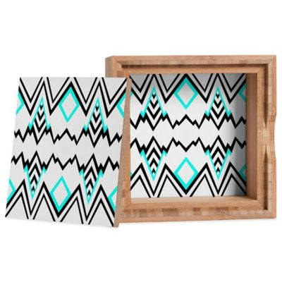 DENY Designs Small Elisabeth Fredriksson Wicked Valley Pattern 1 Jewelry Box