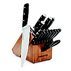 image of Calphalon® Classic Self-Sharpening 15-Piece Cutlery Set with SharpIN™ Technology
