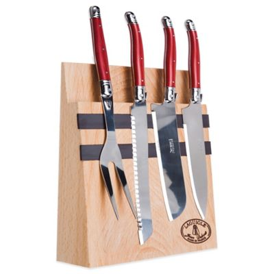 Red Kitchen Knife Sets