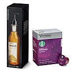 Starbucks® Verismo™ Pods, Syrups and Sauces