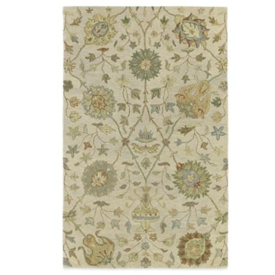 Kaleen Helena Collection Aphrodite 2-Foot 6-Inch x 8-Foot Rug in Ivory