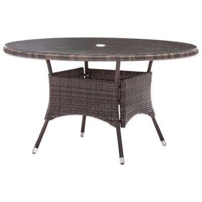 Zuo® South Bay Dining Table in Brown
