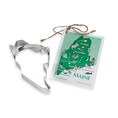 Ann Clark State of Maine Cookie Cutter