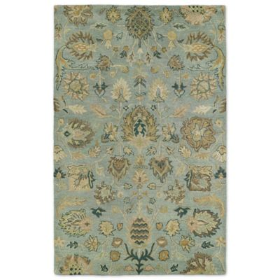Kaleen Helena Collection Troy 2-Foot 6-Inch x 8-Foot Rug in Spa