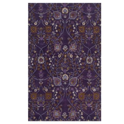 Buy Plum Colored Rugs From Bed Bath Amp Beyond