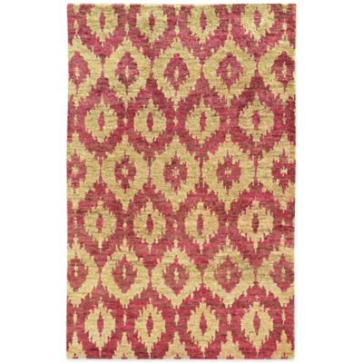 Tommy Bahama Ansley 3-Foot 6-Inch x 5-Foot 6-Inch Rug in Pink