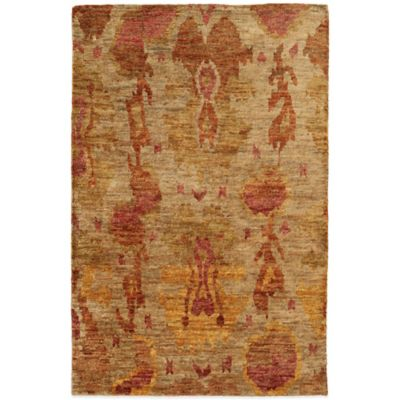 Tommy Bahama Ansley 5-Foot x 8-Foot Rug in Gold