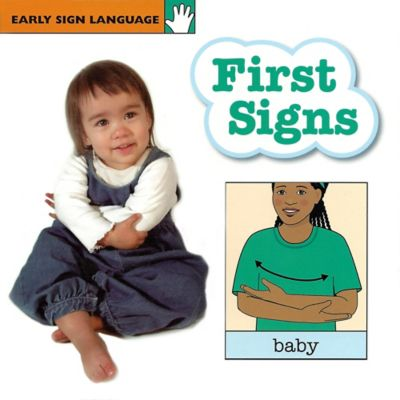First Signs Board Book by Stan Collins