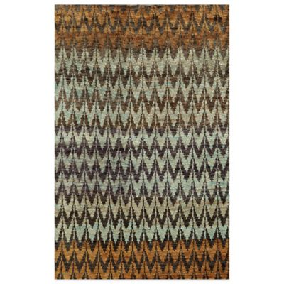 Tommy Bahama Ansley 2-Foot 6-Inch x 10-Foot Rug in Blue