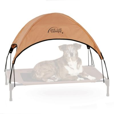K&H Large Pet Cot Canopy™ in Tan