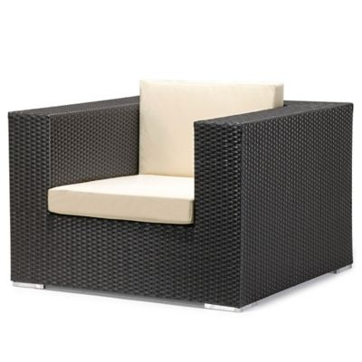 Zuo® Cartagena Arm Chair in Espresso