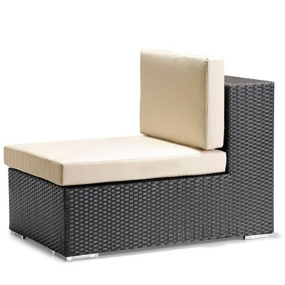 Zuo® Cartagena Middle Chair in Espresso