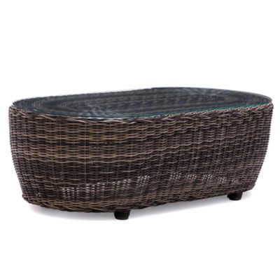 Zuo® Praia Coffee Table in Light Brown