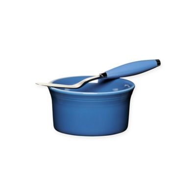 Fiesta® Dip and Spreader 2-Piece Set in Lapis