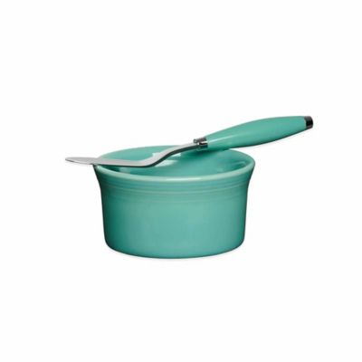 Fiesta® 2-Piece Dip Set in Turquoise