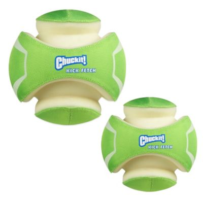 Chuckit!® Kick Max Glow Small Fetch Toy in Green