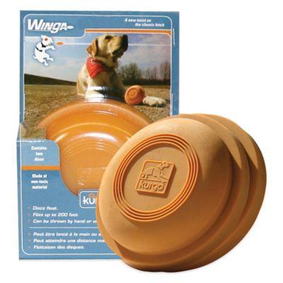 Kurgo® Winga Dog Fetch Toy Extra Discs (Set of 2)