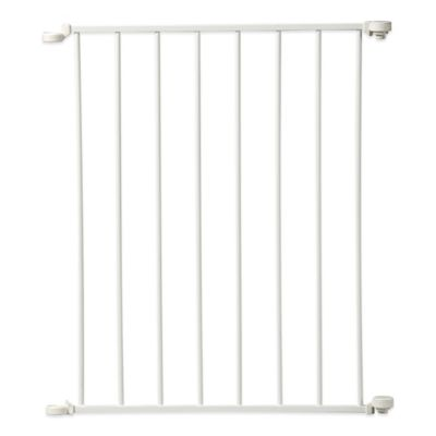 KidCo® Command™ Fit Extension Gate in White