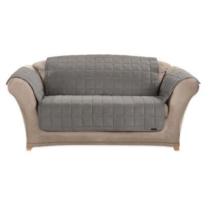Gray Pet Furniture Cover