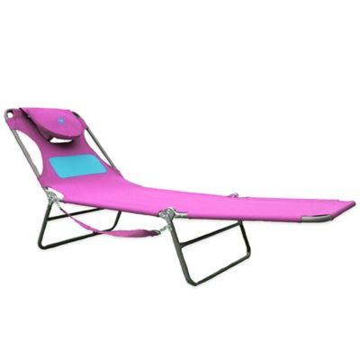 Ostrich Ladies' Comfort Lounger in Pink