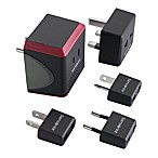 Samsonite® Travel Converter/Adapter Plug Kit