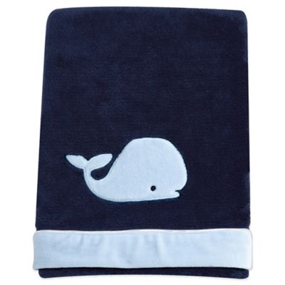 Blue Whale Baby Bedding