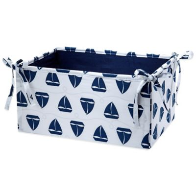 Nautica Kids® Mix & Match Sailboat Nursery Organizer