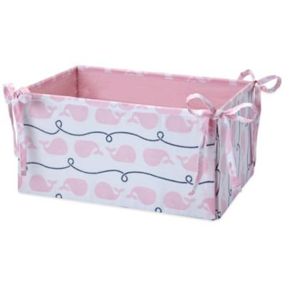 Nautica Kids® Mix & Match Whale Nursery Organizer