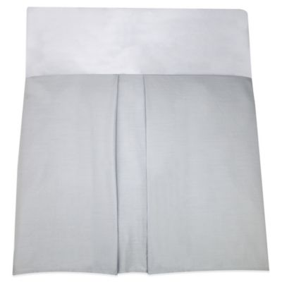 Nautica Kids® Mix & Match Crib Skirt in Grey