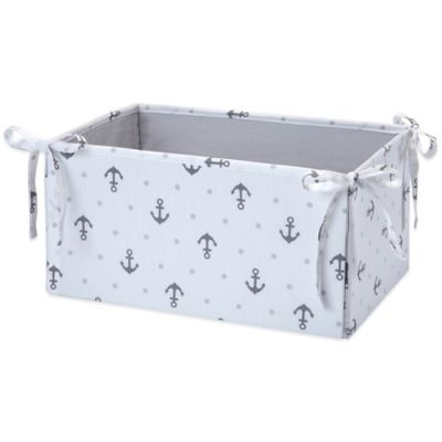 Nautica Kids® Mix & Match Anchor Nursery Organizer