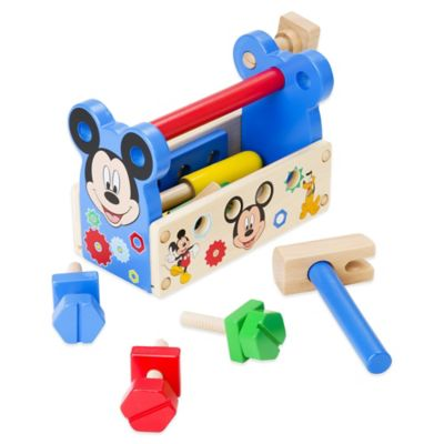 Disney® Mickey Mouse Clubhouse Wooden Tool Kit
